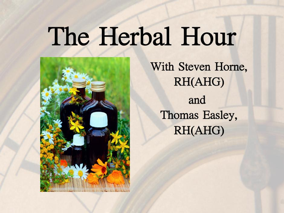 The Herbal Hour